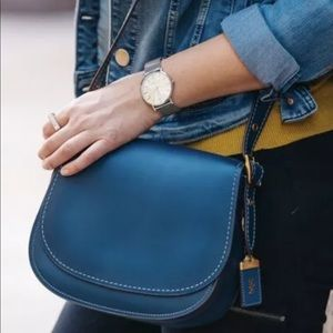 Coach saddle bag classic
